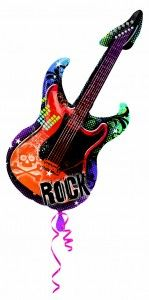 aa646c86da6a6 9 Best Rock Star Party Supplies images