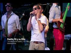 """Paulo FG      Tema del disco """"Abre que voy"""" de Paulo FG, con las imagenes de un concierto en el Salon Rosado de la Tropical.            ..."""