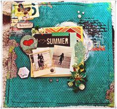 Jorunn`s Fristed: En smak av sommer !