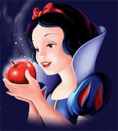 "As a child my father used to call me ""Blanca Nieves"" - that is, ""Snow White""."