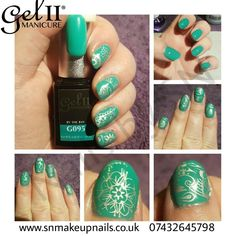 My own natural nails, loving this colour! #geliiuk #gelii