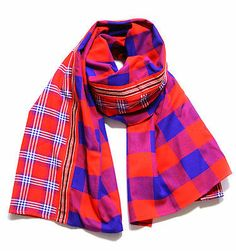 Maasai African fashion http://www.ebay.com/gds/The-Masai-Shuka-Why-You-Need-to-Have-It-/10000000177904742/g.html