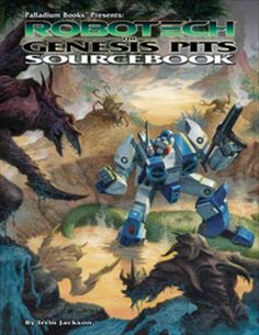 Robotech The Genesis Pits RPG