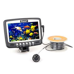 Eyoyo Original Underwater Ice Fishing Camera Fish Finder w/ Video Recording DVR Color LCD Monitor IR LED is outstanding models, Ice Fishing Fish Finder, Underwater Fishing Camera, Aluminum Fishing Boats, Cable, Lcd Monitor, Camera Accessories, Taking Pictures, Cool Things To Buy, The Originals