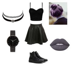 Designer Clothes, Shoes & Bags for Women I Love Ugly, Dark Knight, Lime Crime, Charlotte Russe, Pilot, Converse, Fashion Outfits, Clothing, Polyvore