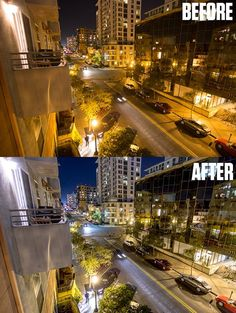 Night photo editing in Lightroom in 5 minutes and a free preset!