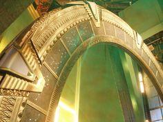 Pegasus Gate (Stargate Atlantis). Photo by David Nykl, 16 April 2008.