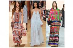 Catwalk photos and all the looks from Chloe Spring/Summer 2015 Ready-To-Wear Paris Fashion Week Look Fashion, Runway Fashion, Spring Fashion, High Fashion, Fashion Show, Fashion Design, Paris Fashion, Zuhair Murad Haute Couture, Glamour Moda