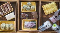 Steamed Rice Cake, Rice Cakes, Cake Cafe, Bingsu, Potato Rice, Glutinous Rice, Bean Paste, Vanilla Ice Cream, Pumpkin Puree