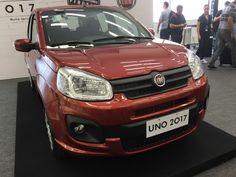 Canadauence TV: Fiat apresenta novo Uno 2017 com motor 1.0 três-ci...