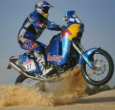 Dakar 2005 KTM