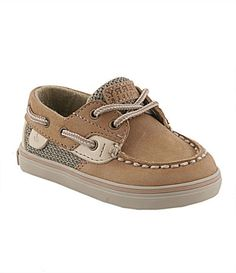 Sperry TopSider Bluefish Prewalker Boys Boat Shoes #Dillards