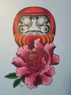 ปักพินโดย ^^:)alvin ใน tattoo:) | รอยสักหมึก, รอยสักสี