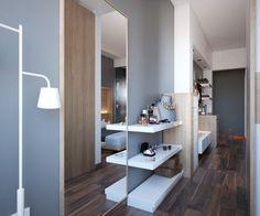 meuble de rangement moderne et déco de dressign