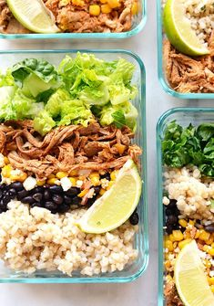 Eating Healthy Does Not Have To Be Difficult If You Know The Secret Of Meal Prepping! Access Our List Of 40 Healthy Meal Prep Ideas!