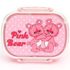Cute bears bento box