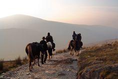 Horseback Riding Trip in Wales