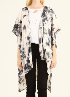 Cloud Kimono Top