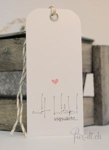 Place Cards, Place Card Holders, Heart, Presents