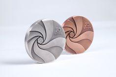 Anniversary Medal 奖牌设计 on Behance
