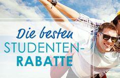 Die besten Studentenrabatte im Mai 2017 - Günstige Notebooks, Tarife, Premium-Accounts und Co.