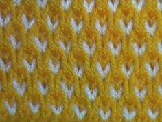 knitting pattern - Even though videao is narrated in Russian, the pattern is clear enough to learn