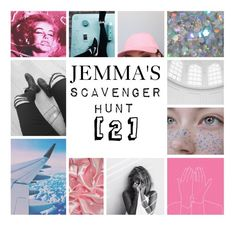 """""""Cover for Jemma's scavenger hunt"""" by end-of-the-day ❤ liked on Polyvore featuring art and jemmastaketwo"""
