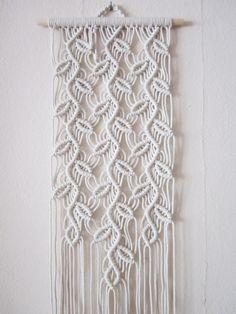 Macrame Wall Hanging Sprigs 1 Handmade Macrame Home by craft2joy