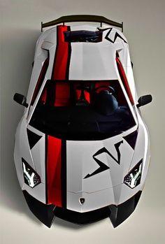 #Cool Lamborghini!❤️❤️