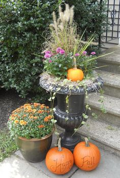 Shine Your Light: Dressing Up Your Pumpkins The Quick & Easy Way