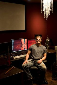 Thomas Bergersen of Two Steps From Hell. There is no other word for his incredible music than Epic.  Listen... you won't be sorry!