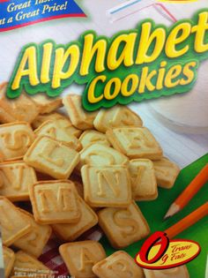Alphabet cookies, great themed food for game night - scrabble. Board Game Themes, Board Games, 90th Birthday, Birthday Parties, Game Night Decorations, Game Night Snacks, Alphabet Cookies, Activity Board, Family Game Night