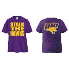 Stalk The Hawks T-Shirt - $9.99