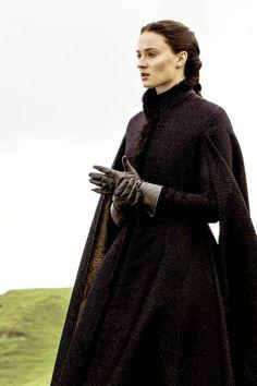 "Sansa Stark — Game of Thrones, 5x03, ""High Sparrow"""