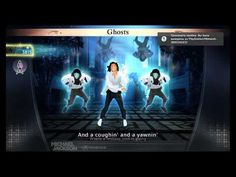 Michael Jackson The Experience Ghosts (PS3) (FULL HD) - YouTube