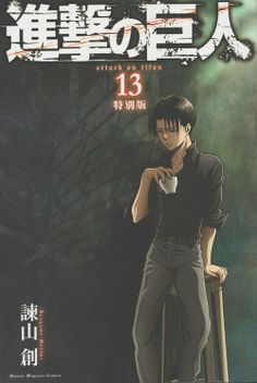 Levi vol 13 alternative scan
