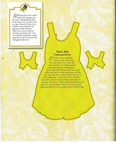 ELSIE DINSMORE Paper Doll Collection 16 of  36