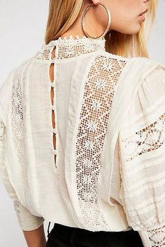 Dorothy Perkins Blush All Over Broderie Frill Victoriana Top Blusa para Mujer