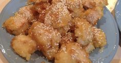 Honey Chicken. Chinese Takeaway Style