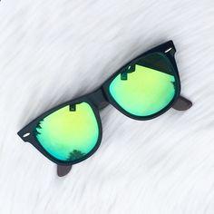 New Ray-Ban Authentic Mirror Wayfarer Sunglasses! Brand new! 100% authentic! e4187e36b2