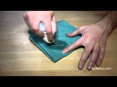 Cómo quitar manchas de pegamento de la ropa | Hacer bricolaje es facilisimo.com