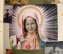 Janice Lowry: Collage Gcse Art, Occult, Collage Art, Art Reference, Artist, Diy, Bricolage, Artists, Do It Yourself