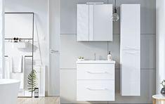 Badezimmerserie Isella - Leiner Double Vanity, Chrome, Bathing, Double Sink Vanity