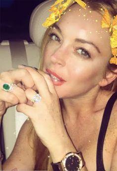 Phool aur Kankar: Lindsay Lohan Acting Like A hottest Mess these Day...