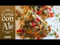L'Antipasto Light, le Mini Baguette al Sapore Di Mare – FOTO e VIDEO – Ricette di Cucina