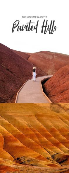 The Ultimate Guide to the Painted Hills - One of the 7 Wonders of Oregon - Best Hikes, Photography Tips, Where to Eat and Stay and More // localadventurer.com