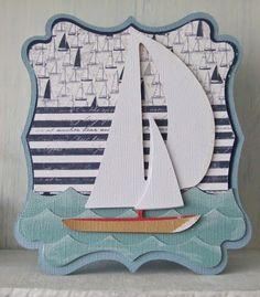 Sailboat svgcuts Seaside