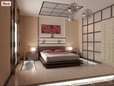 modern simple master bedroom japanese contemporary design beautifulhomesnc15