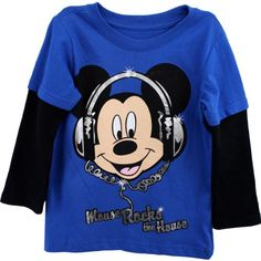 5//6, Royal Blue HAASE UNLIMITED Toddler Little Boy This is All Muscle Hoodie Sweatshirt