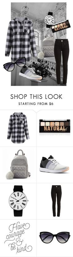 """Untitled #84"" by almasamujkic ❤ liked on Polyvore featuring NYX, Reebok, Rosendahl, Vetements, La Perla and Hoodies"